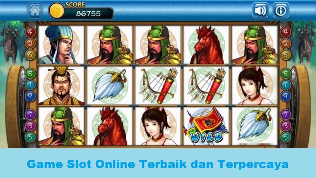 Game Slot Online Terbaik dan Terpercaya